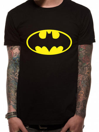 Batman (Logo) T-shirt Preview
