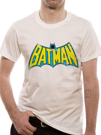 Batman (Retro Logo) T-shirt Preview