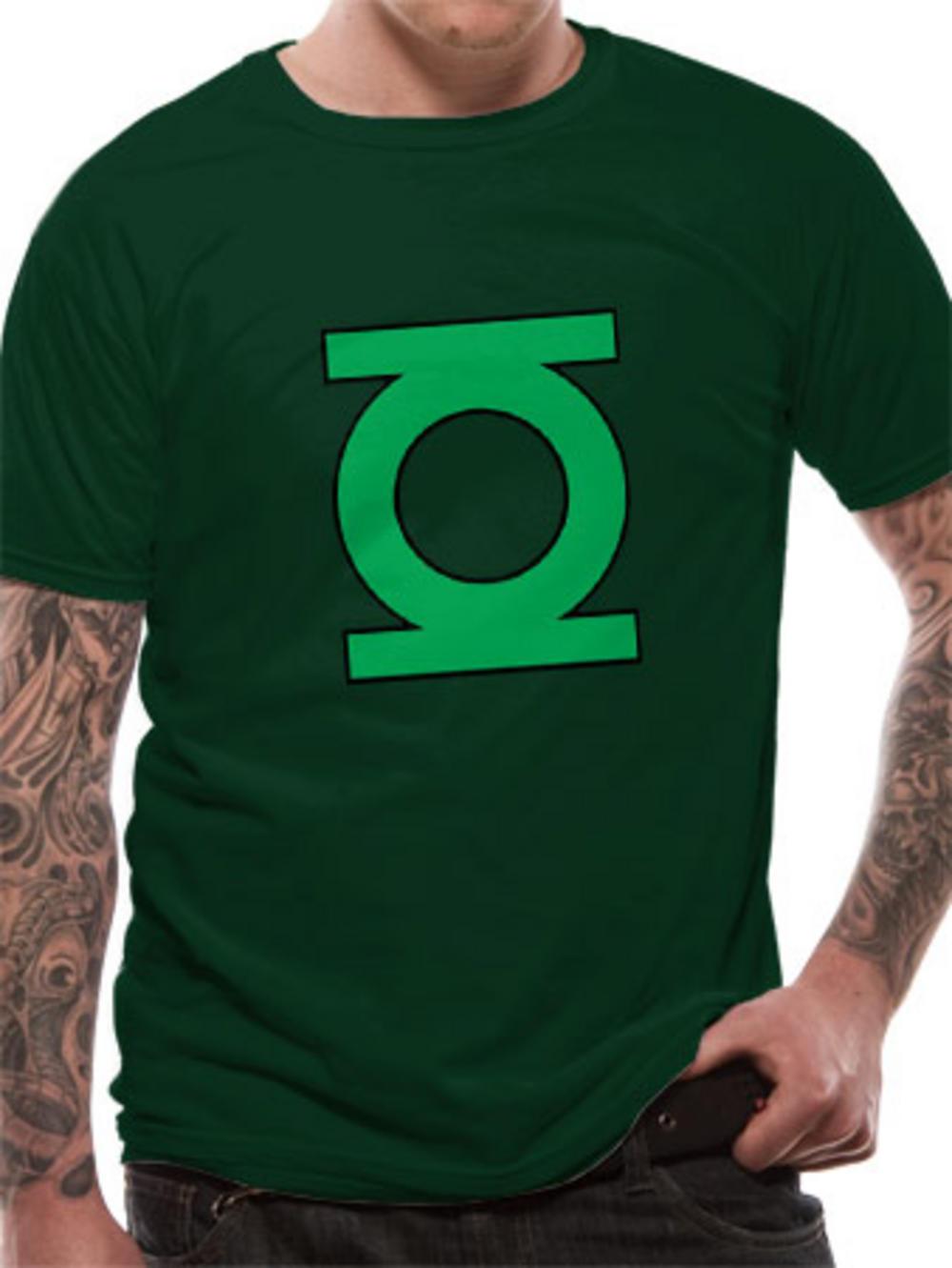 Green Lantern Logo Green Lantern Logo t Shirt