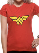 Wonder Woman (Logo) T-shirt