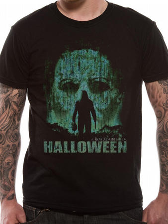 Halloween (Vintage Face) T-shirt Preview