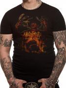 Nightmare On Elm Street (Vintage Freddie) T-shirt