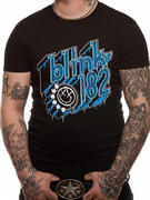 Blink 182 (Text) T-shirt