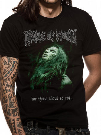 Cradle Of Filth (Corpse) T-shirt