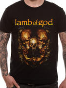 Lamb Of God (Shrine) T-shirt