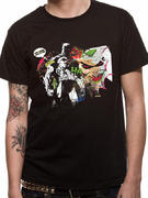 Batman And Joker (Graffiti - Loud Exclusive) T-shirt