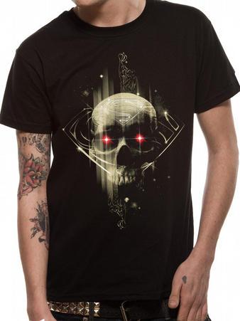 Man Of Steel (Dark Skull) T-shirt Preview