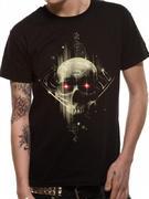 Man Of Steel (Dark Skull) T-shirt