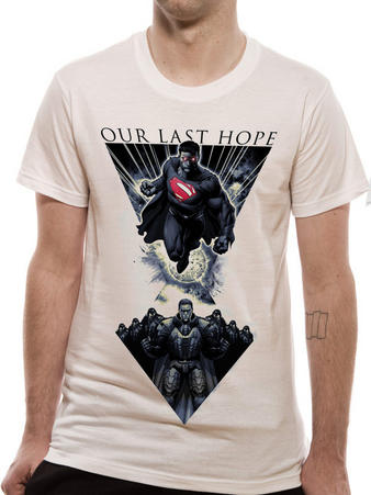 Man Of Steel (Last Hope) T-shirt Preview