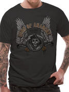 Sons Of Anarchy (Winged Logo) T-shirt