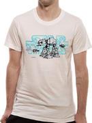 Star Wars (Logo AT-AT) T-shirt
