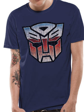 Transformers (Autobot Logo) T-shirt Preview