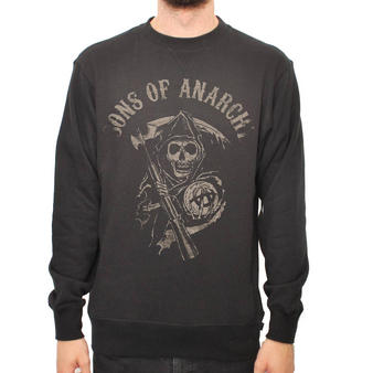Sons Of Anarchy (Main Logo) Crew Neck Preview