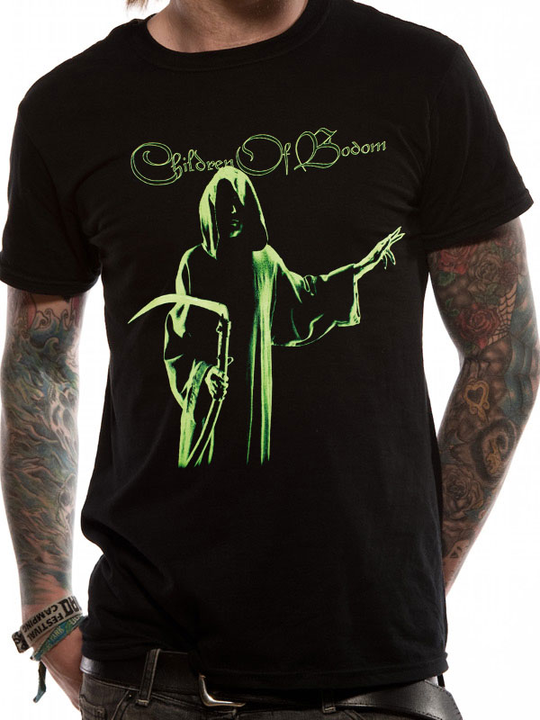 Official Children Of Bodom (Hatebreeder) T-shirt - All sizes