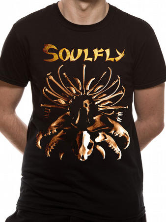 Soulfly (Bones) T-shirt Preview