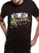 All Time Low (Sup Bra) T-shirt