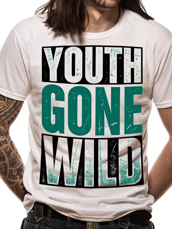 Asking Alexandria Youth Gone Wild T Shirt Tm Shop