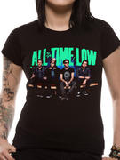 All Time Low (Bench Press) T-shirt