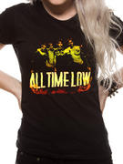 All Time Low (Metal Finger) T-shirt