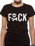All Time Low (Skull F) T-shirt