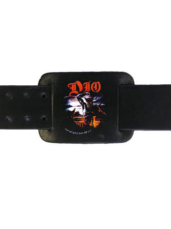 Dio (Holy Diver) Leather Wristband Preview