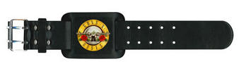 Guns N Roses (Bullet Logo) Wristband Preview