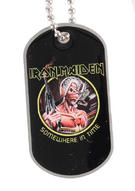 Iron Maiden (Somewhere In Time) Dog Tags
