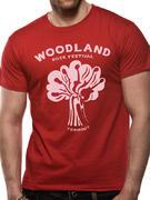 Joan Jet (Woodland) T-shirt Thumbnail 2
