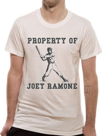 Joey Ramone (Property Of Joey Ramone) T-shirt Preview