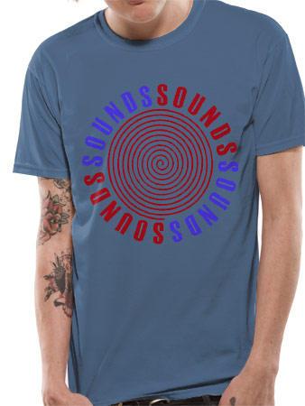 Kurt Cobain (Sounds Mag) T-shirt Thumbnail 2