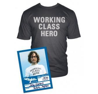 John Lennon (Working Class) T-shirt Preview