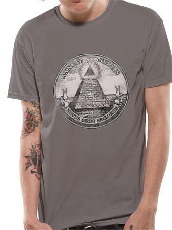 John Lennon (Annuit Coeptis) T-shirt Preview