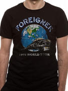 Foreigner (World Tour 78) T-shirt