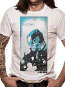 Judge Dredd (Box Art) T-shirt