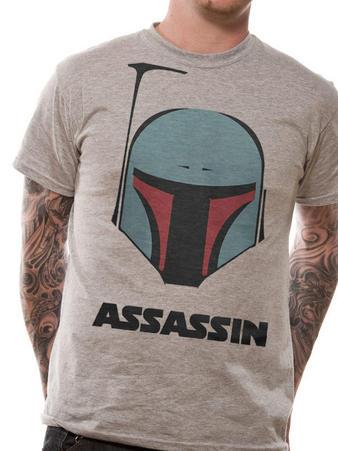Star Wars (Assassin) T-shirt Preview