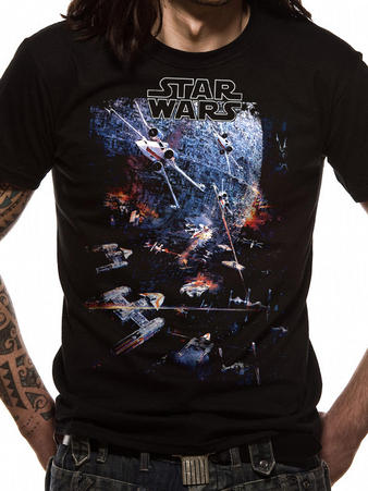 Star Wars (Universe) T-shirt Preview