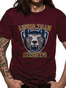 Lower Than Atlantis (Bear) T-shirt