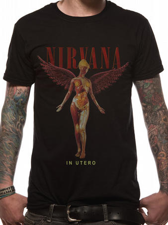 Nirvana (In Utero) T-shirt Preview