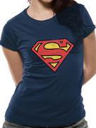 Superman (Vintage Logo) T-shirt