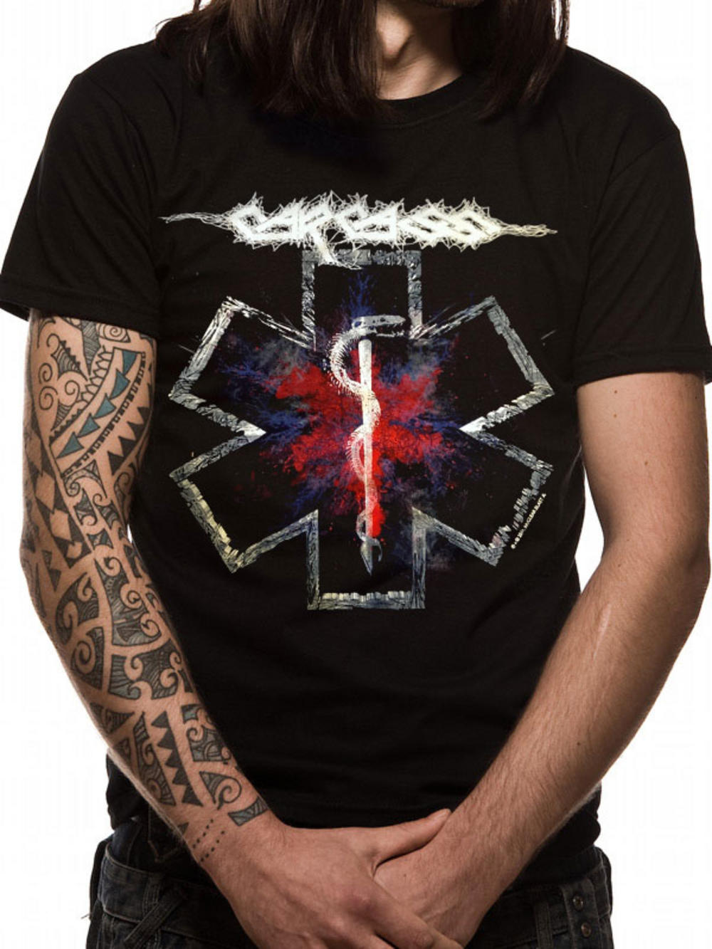 Carcass (Unfit For Human Consumption) T-shirt