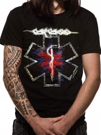 Carcass (Unfit For Human Consumption) T-shirt Thumbnail 1