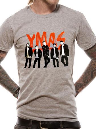 You Me At Six (YMAS Photo) T-shirt