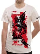 Yu-Gi-Oh! (Dark Magician Grunge) T-Shirt Thumbnail 1