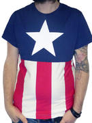 Captain America (Costume) T-shirt