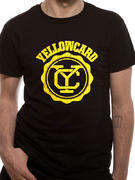Yellowcard (B and Y) T-shirt