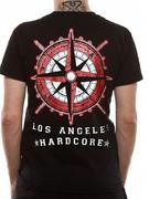 Terror (Compass) T-shirt Thumbnail 2