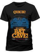 Batman (Batcave) T-shirt Thumbnail 1