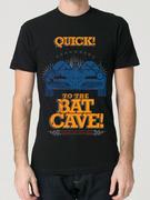 Batman (Batcave) T-shirt Thumbnail 2