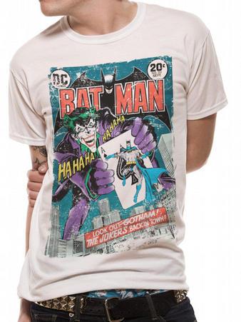 Batman (Joker Comic) T-shirt Preview
