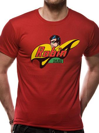 Robin (Boy Wonder) T-shirt Preview